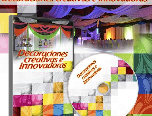 Decoraciones creativas e innovadoras
