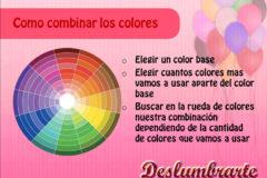 Como combinar los colores para una decoraciòn