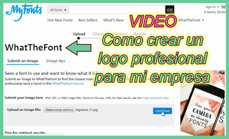 Video como crear un logo profesional para mi empresa