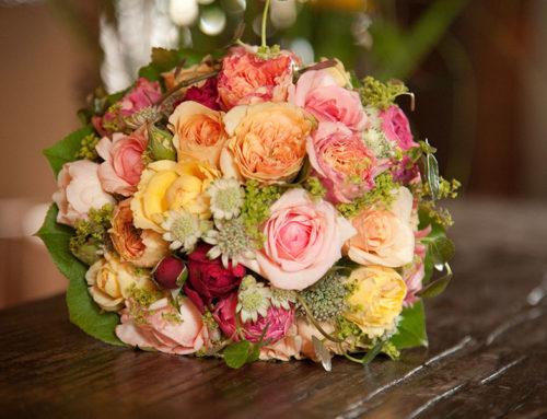 Ramos de novia y bouquet