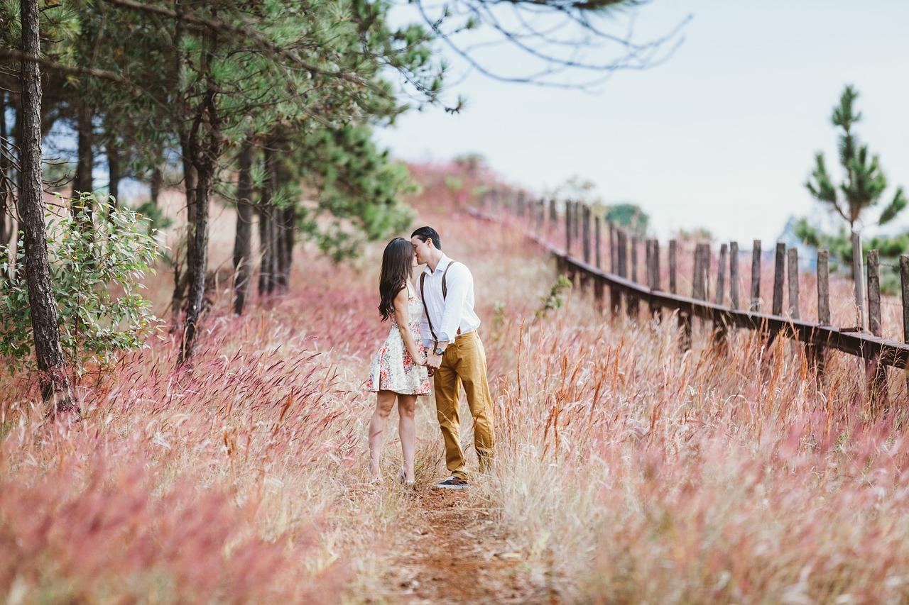Novios, boda y aniversarios