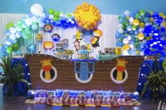 1 año temática Arca de Noé